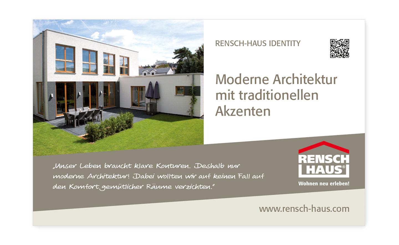P12 Referenz RENSCH-Haus Anzeige