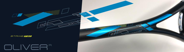 P12-Werbeagentur Squasch Racket Design STRIKE80 2020