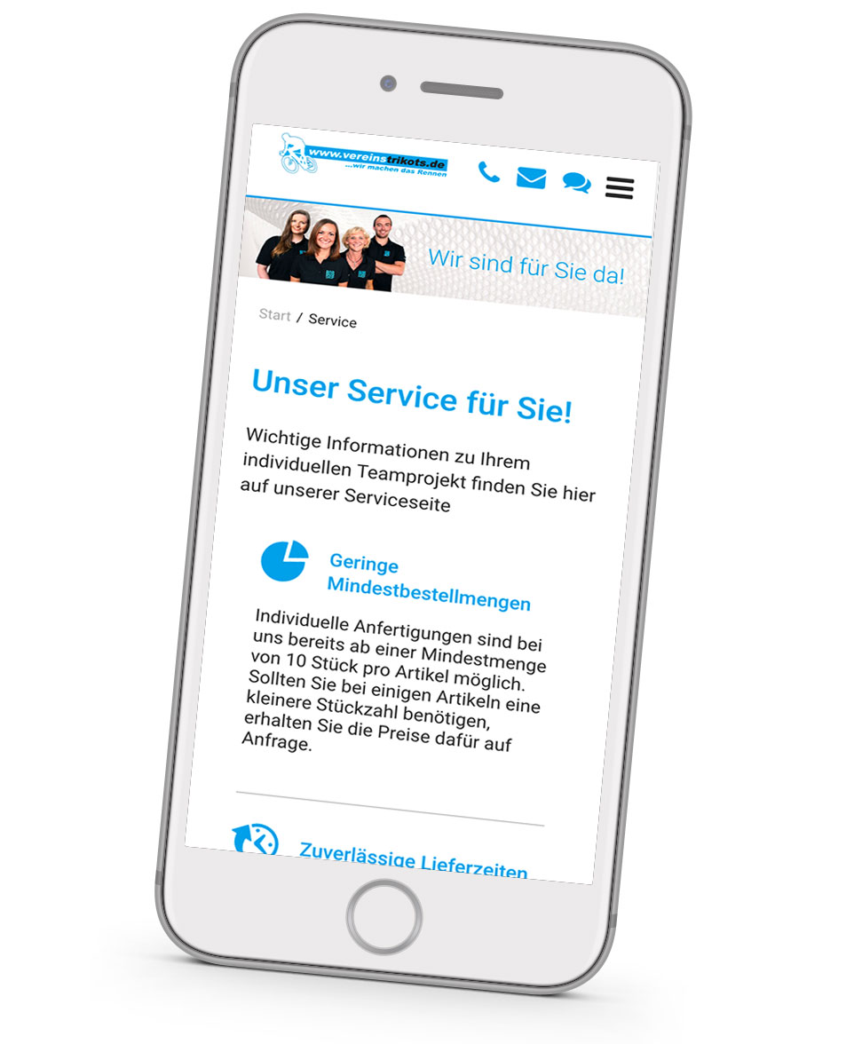 P12-Werbeagentur Heidelberg Referenz Website Vereinstrikots Shop 06