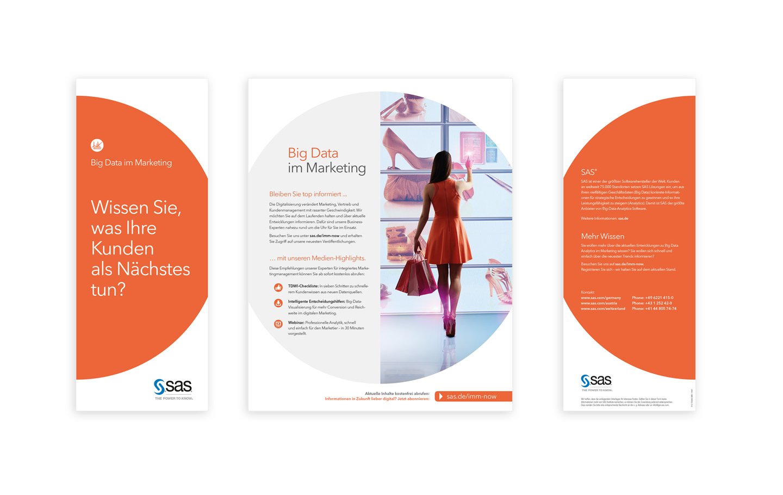 P12 DirctMailing für SAS Business-Projekt: DigitalMarketing-2015-2