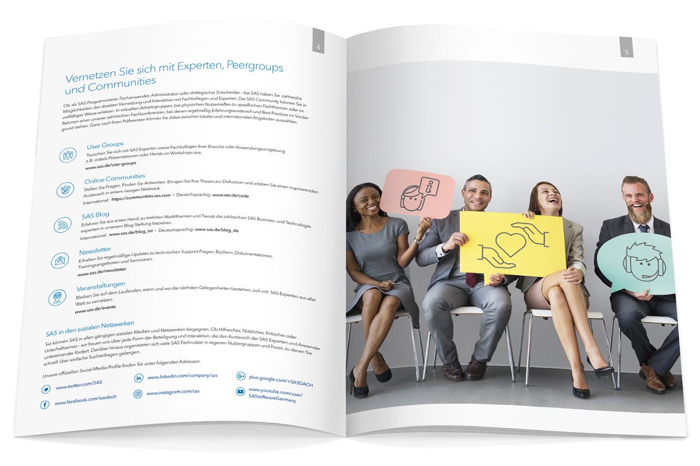 P12-Werbeagentur Heidelberg Projekt SAS B2B Infobroschuere Seite2