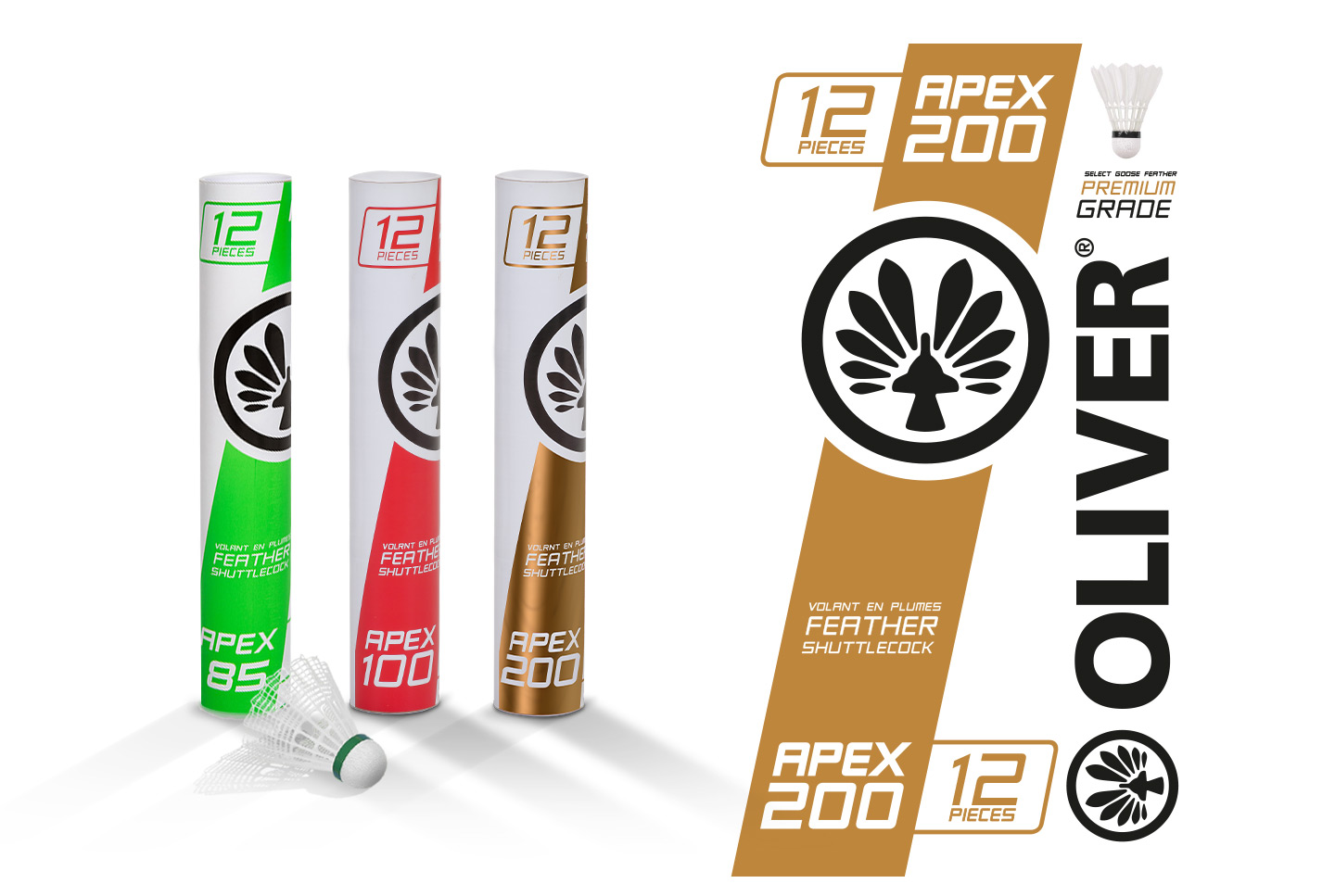 P12-Werbeagentur Packaging Design für Oliver Badminton