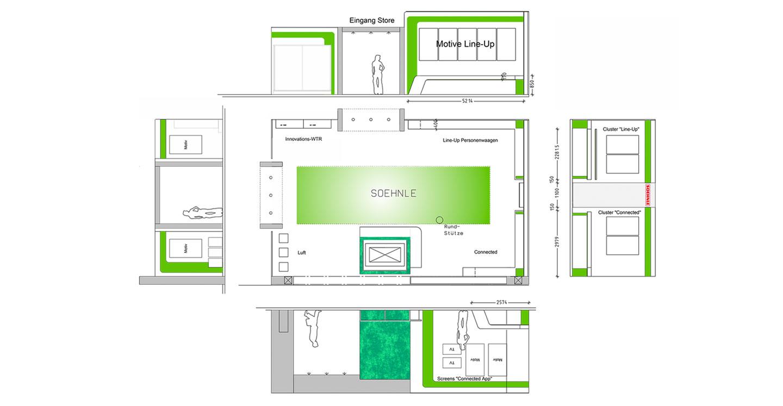 P12-Werbeagentur-SOEHNLE Messe-Ausstattung für die Ambiente2017 in Frankfurt