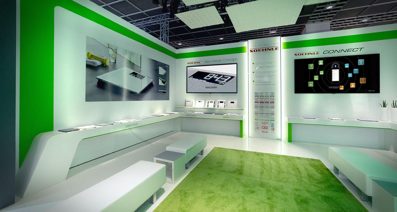 P12 Werbeagentur SOEHNLE Messe Ambiente2017