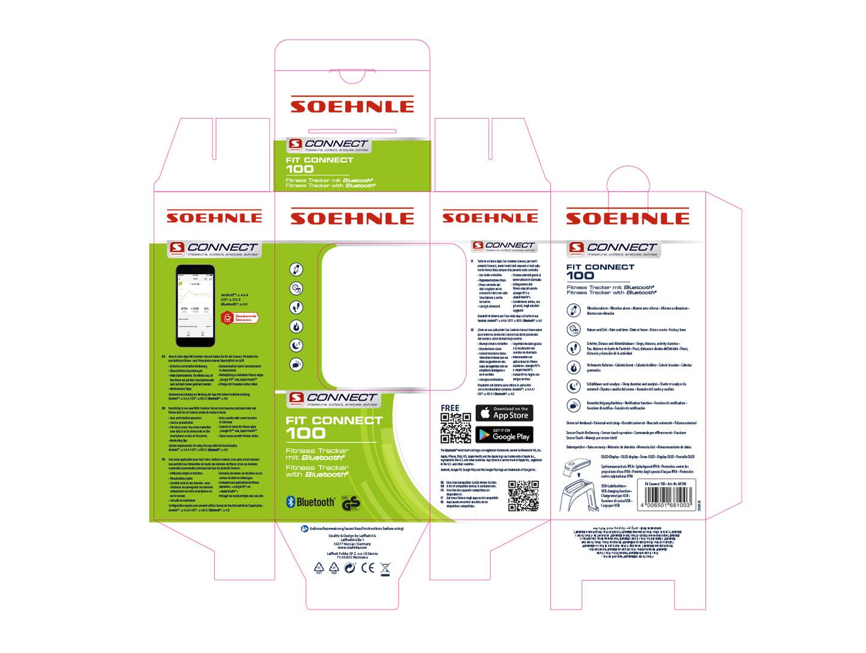 P12-Werbeagentur Verpackungsdesign für Soehnle
