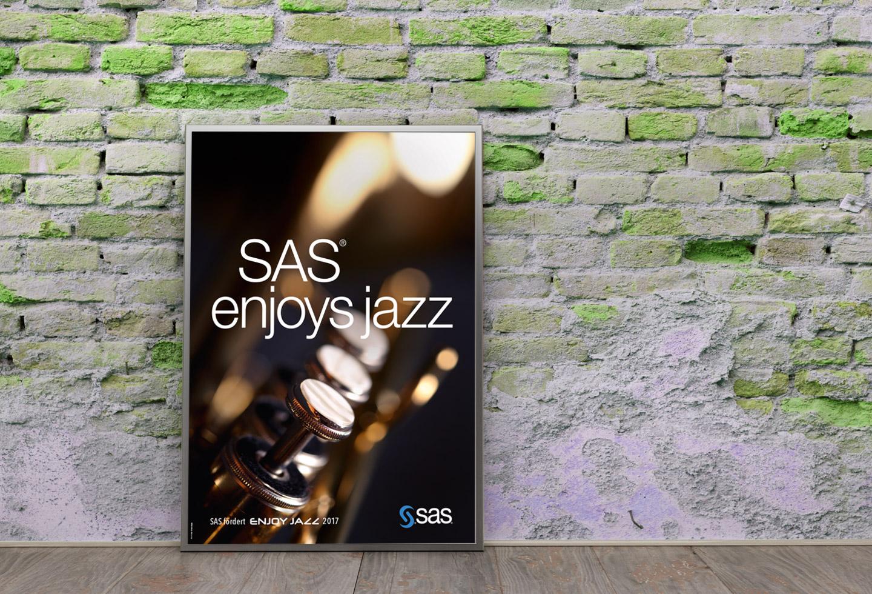 P12-Werbeagentur Referenz Sponsoring SAS EnjoyJazz 2017