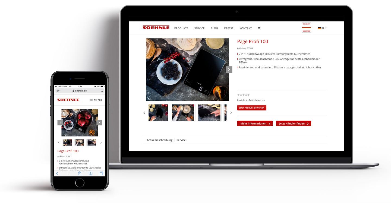 P12-Werbeagentur Soehnle Fotokonzept Kuechenwaagen Anwendung Homepage15