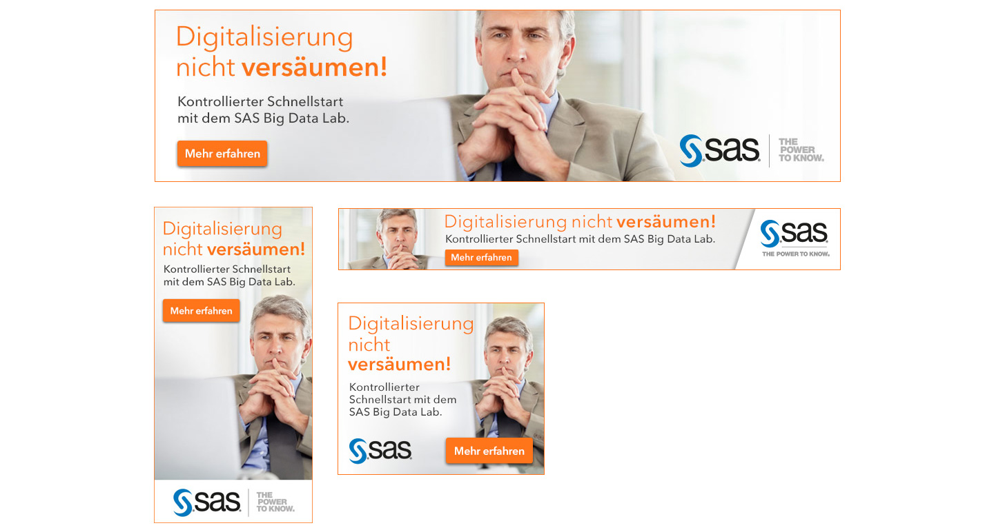 P12-Werbeagentur Social-Media-Content-Creation-Event SAS B2B Banner-Advertising