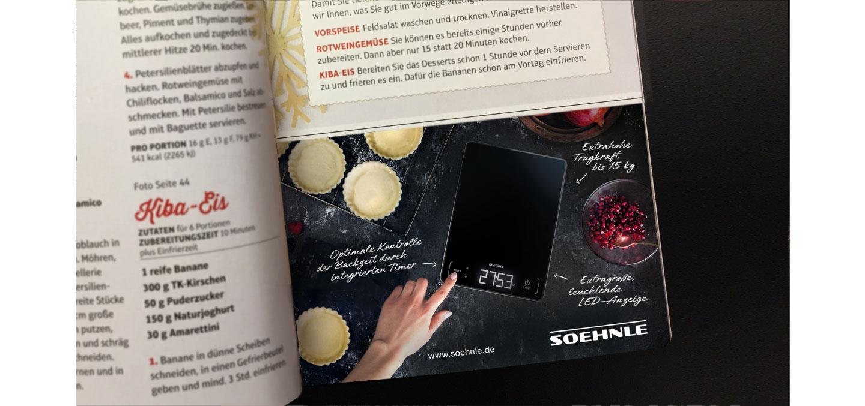 P12-Werbeagentur bei Heidelberg Soehnle Fotokonzept Anwedndung bei Fachzeitschriften-Anzeige